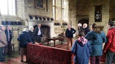 AGM 2016 - The Great Hall at Broughton