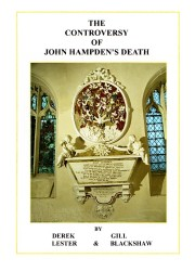Book Cover: THE CONTROVERSY OF JOHN HAMPDEN'S DEATH