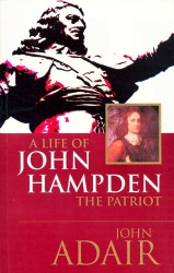 Book Cover: A LIFE OF JOHN HAMPDEN THE PATRIOT (1594-1643)