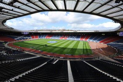 Hampden Park Stadium