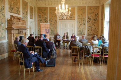 2015 AGM at Hampden House