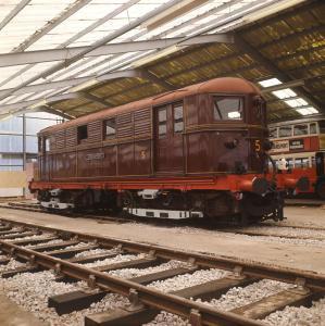 John-Hampden-Locomotive
