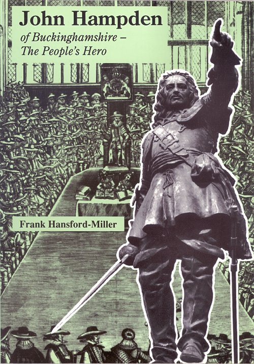 Book Cover: JOHN HAMPDEN OF BUCKINGHAMSHIRE - THE PEOPLE'S HERO